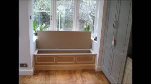 kitchen fitting bookshelves bay window seats youtube bay window seat