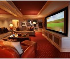 choosing the best home theater screen wall color and lighting control system can have a big impact on how your home theater projector performs ambient room lighting
