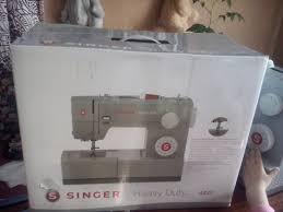Обзор от покупателя на <b>Швейная машина Singer Heavy</b> Duty HD ...