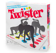 <b>Твистер</b> (Hasbro, Twister) – купить <b>настольную игру</b> (обзор ...