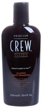 AMERICAN CREW Шампунь для <b>седых</b> и седеющих волос, для ...