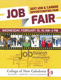 2017 job and career opportunities fair aptn job fair cnc poster