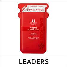 [Leaders] b Mediu Amino AC-Free Mask (25ml*10ea) 1 ... - Qoo10