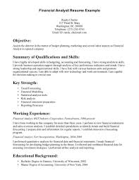 free executive resume templates  seangarrette cofinancial analyst resume entry level financial analyst resume financial analyst resume examples