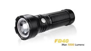 <b>Фонарь Fenix FD40</b> (с фокусировкой)