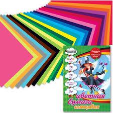 Книги, <b>канцелярия</b> :: <b>Канцелярия</b> и Творчество :: <b>Цветная</b> бумага ...