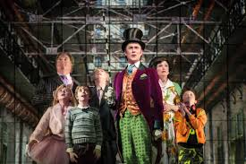 theatre review charlie and the chocolate factory the enquirer charlie and the chocolate factory