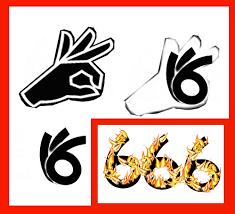 """Résultat de recherche d'images pour """"signe 666"""""""