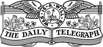"""Résultat de recherche d'images pour """"logo the telegraph"""""""