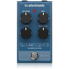 <b>Педаль эффектов TC Electronic</b> Fluorescence Shimmer Reverb