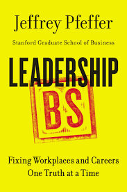 books by stanford gsb faculty stanford graduate school of business book cover for leadership bs