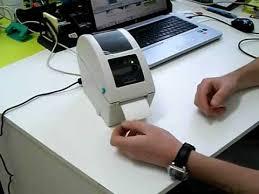 Обзор принтера этикеток <b>TSC</b> TDP-<b>225</b> SU - YouTube