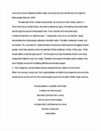 assignment project paper harlem renaissance poests harlem renaissance literature of the era lesson plan harlem renaissance literature of the era lesson plan