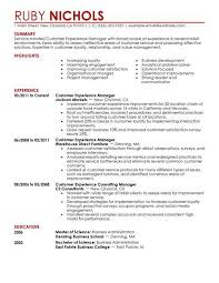 Resume Cover Letter Real Estate Sample Cover Letter And Resume      Macquarie University Customer Experience Manager