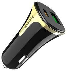 Автомобильная <b>зарядка Hoco Z31</b> — купить по выгодной цене на ...
