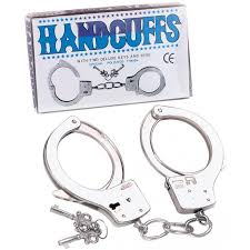 Детские <b>металлические Наручники Hand Cuffs</b>