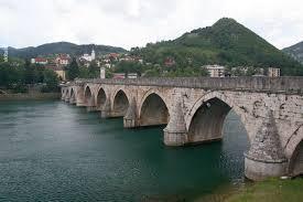 Мост Мехмеда Паши Соколовича в Вышеграде