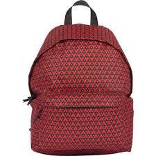 <b>Рюкзак</b> молодежный <b>№1 School Треугольники</b> красный ...
