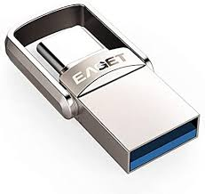 <b>EAGET CU20</b> USB 3.0 <b>Type</b>-<b>C</b> Pendrive USB OTG <b>Type C</b> 16GB ...