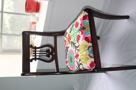 Reupholster Dining Room Chairs How To Upholster A Dining Pleasing Reupholstered Dining Room