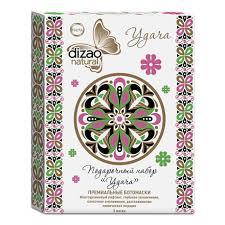 <b>Dizao</b>, <b>Набор ботомасок</b> для лица, шеи и век «Удача» - купить в ...