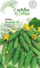 <b>Огурец</b> Пчелка <b>F1</b> 0,25г цв.п купить <b>семена</b> по каталогу почтой ...