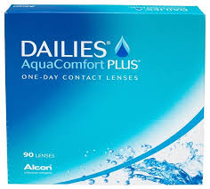 <b>Dailies</b> (<b>Alcon</b>) AquaComfort PLUS (90 <b>линз</b>) — купить по ...