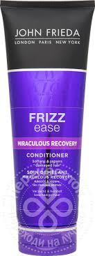 <b>Кондиционер для волос</b> John Frieda Frizz Ease <b>укрепляющий</b> 250мл