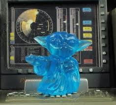 <b>Hasbro Star Wars Fighter</b> Pods Micro Hero Jabba the Hutt Hologram ...