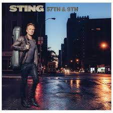 Album Review: <b>Sting</b> - <b>57th</b> & 9th | Consequence of Sound