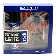 <b>Jeanne Arthes Extreme</b> Limite Rock Men - 3.4sp/6.7 Deo Bs SET ...