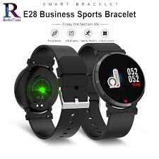 RollsTimi Fashion <b>Smart</b> watch men <b>Fitness Tracker E28</b> HD IPS ...