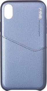 Купить Клип-кейс <b>X</b>-<b>Level Enjoy Card</b> для Apple iPhone XR Blue по ...