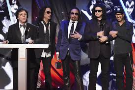 Read <b>Kiss</b>' <b>Rock</b> and Roll Hall of Fame Acceptance Speech - Rolling ...