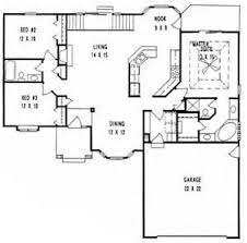 Ideas kitchens page bedroom ranch house plans Ideas Kitchens page  Bedroom Ranch House Plans