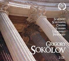 Resultado de imagen de grigory sokolov
