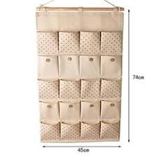 SNW <b>Hanging</b> Organizer Over the Door 20 <b>Pockets</b> Organizer Wall ...