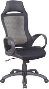 <b>Кресло Tetchair MESH-3 ткань/кож/зам</b>, черный купить в ...