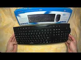 Видеообзор на <b>Комплект</b> клавиатура и мышь <b>Oklick 280M Black</b> ...