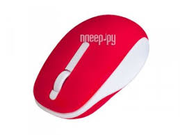 <b>Мышь Perfeo Funny Red</b> USB PF_A4503