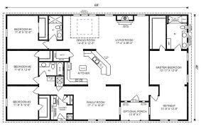 Bedroom Bathroom House Plans Bedroom Ranch House Floor Plans    bedroom bathroom house plans bedroom ranch house floor plans