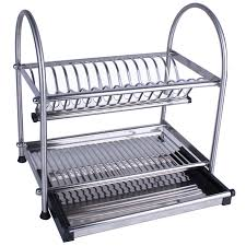 Kitchen Racks Stainless Steel Popular Stainless Steel Dish Drainer Buy Cheap Stainless Steel