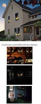 love halloween window decor: spider and cat eyes window clings halloween window clings wowindow posters