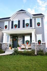 How to Hang <b>Christmas Wreaths</b> on Exterior <b>Windows</b> | Abby Lawson