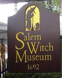 「Salem Witch museum」の画像検索結果