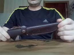 Обзор ножа из стали <b>ХВ5</b> - YouTube