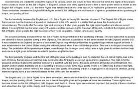 you are here essay on the bill of rights to write a civil rights how to write an essay on the bill of rights