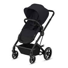 Cybex - Balios S <b>2-in-1</b> Stroller Black/Black - ru.babyshop.com