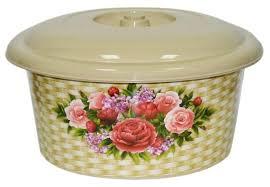 Купить <b>Таз Violet</b> 0710/71 <b>10 л</b> букет по низкой цене с доставкой ...