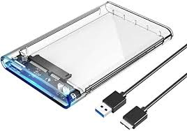 ORICO 2.5 USB 3 External Hard Drive Enclosure ... - Amazon.com